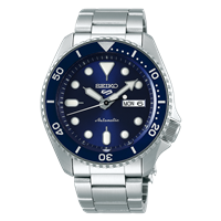 Picture of SEIKO Automatic New 5 Sports SRPD51K