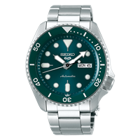 Picture of SEIKO Automatic New 5 Sports SRPD61K